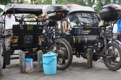 pedicab immagini stock libere da diritti