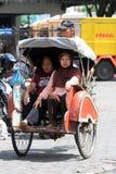 Pedicab Royalty Free Stock Images