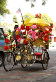 Pedicab in Malacca Royalty Free Stock Images