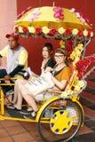 Pedicab in Malacca Stock Photos