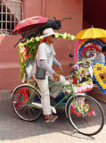 Pedicab in Malacca Royalty Free Stock Photos