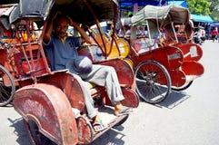 Pedicab Royalty Free Stock Photos