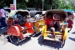 Pedicab Stock Photos
