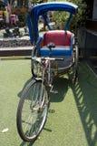 Pedicab Stock Photo