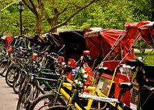 pedicabs Стоковая Фотография