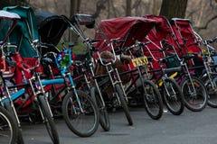 Pedicabs Royalty Free Stock Image