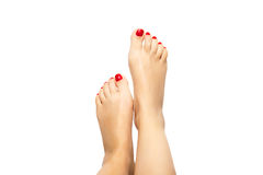Pedicure-1 Royalty Free Stock Photos