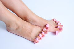 For pedicure Stock Images