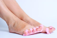 For pedicure Royalty Free Stock Photo