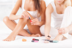 Pedicure. Stock Images