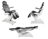 Pedicure equipment. Isolated on white stock illustration