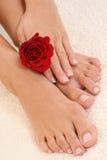 pedicure manicure Стоковые Фото