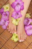 Pedicure Manicure Spa Stock Image