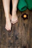 Pedicure Spa royalty-vrije stock afbeelding