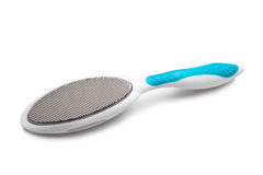 Pedicure tool for heels Royalty Free Stock Image