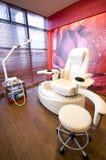 Pedicure'u pokój Zdjęcie Royalty Free