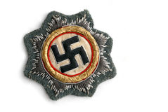 Pedido da cruz alemão no ouro (estrela do leste) Fotografia de Stock Royalty Free