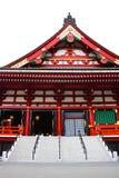 Pediment on the Side Of Sensoji Temple Stock Photos