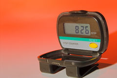 Pedometer Photos stock