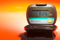Pedometer Stock Images