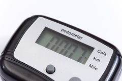 Pedometer Stock Photography