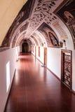 PEDOULAS, CYPRUS/GREECE - LIPIEC 21: Kykkos monaster blisko Pedoul zdjęcia royalty free