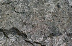 A pedra áspera velha Fotos de Stock Royalty Free