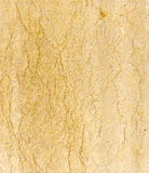 Pedra amarela Fotos de Stock