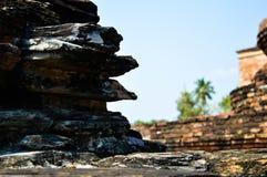 Pedra antiga Fotografia de Stock