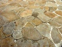 Pedra-assoalho Imagem de Stock Royalty Free