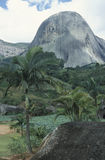 The Pedra Azul (Blue Stone) in the state of Espirito Santo, Braz. The Pedra Azul (Blue Stone), state of Espirito Santo, south-eastern Brazil. The Pedra Azul, one Stock Images