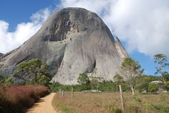 Pedra Azul State Park foto de stock royalty free