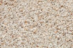 Pedra branca Imagens de Stock