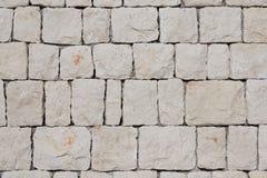 Pedra branca Fotografia de Stock Royalty Free