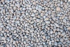 Pedra branca e azul Imagens de Stock Royalty Free