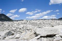 Pedra calcária Foto de Stock