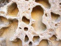 Pedra calcária Imagens de Stock Royalty Free