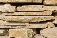 A pedra calcária balança a textura imagens de stock