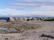 Pedra calcária islands3 imagem de stock royalty free