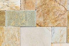 Pedra colorida Imagens de Stock