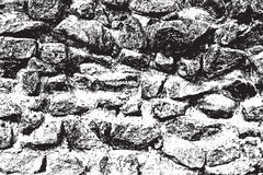 Pedra da aflição Imagem de Stock