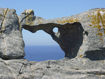 pedra da campa Стоковое Изображение