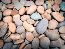 Pedra da cor Imagens de Stock Royalty Free