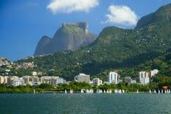 Pedra DA Gavea  lizenzfreies stockbild