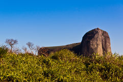 Pedra da Gavea Rock Royalty Free Stock Image