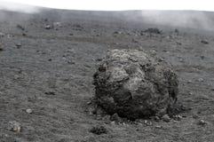 Pedra da lava Imagem de Stock Royalty Free