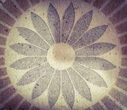 Pedra da parede das texturas bonitas do close up e fundo abstratos do assoalho de telha foto de stock royalty free