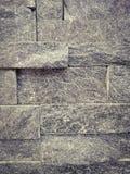 Pedra da parede das texturas bonitas do close up e fundo abstratos do assoalho de telha fotos de stock royalty free