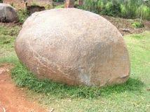 A pedra da vila Fotos de Stock Royalty Free