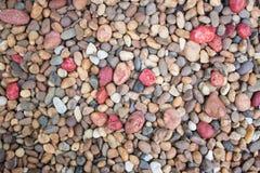 Pedra das cores Imagens de Stock